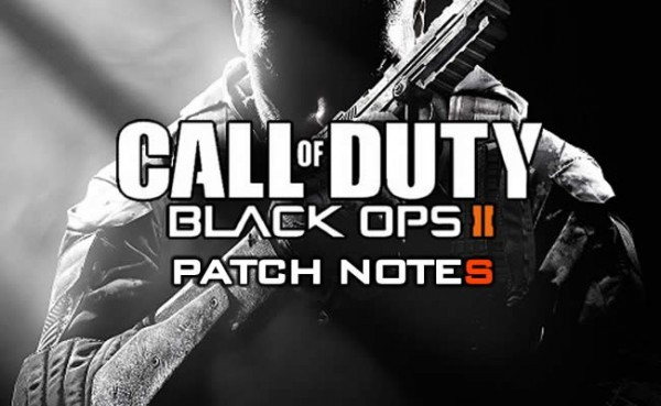 [BO2] Black Ops 2:次回パッチは大規模パッチ。武器の強化、弱体化、恐竜など