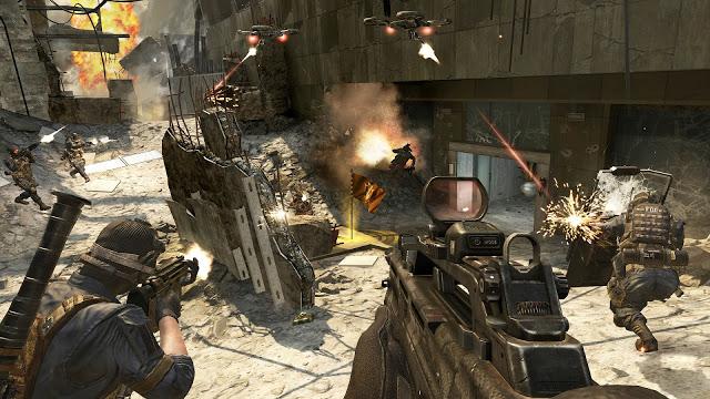 [BO2] 『Black Ops 2』マルチ新情報まとめ。ドミネーションは2ラウンド制、エンブレムエディタ搭載など