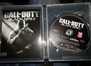 [BO2] 『Black Ops 2』Hardened Editionのディスクと説明書イメージが初リーク