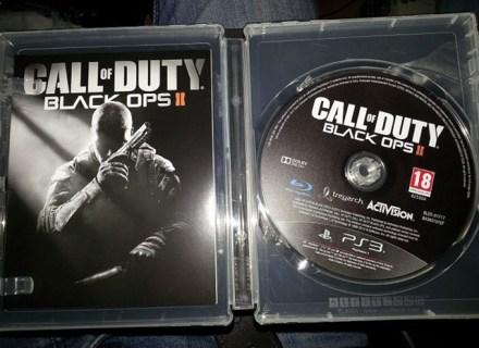 [BO2] 『Black Ops 2』Hardened Editionのディスクと説明書イメージが初リーク