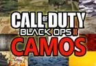 """[BO2] 『Black Ops 2』マルチのカモフラージュ15種類が判明!""""RONIN""""が斬新すぎる..."""