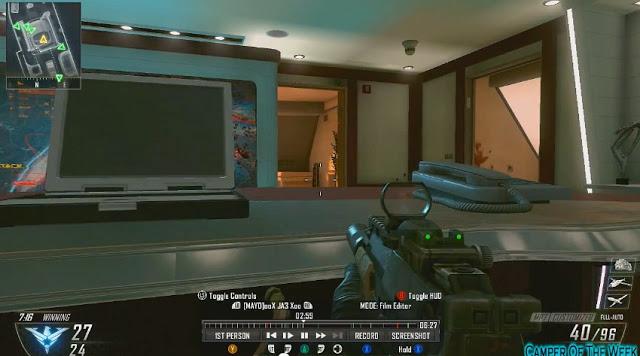 [BO2] 『Black Ops 2』キャンパーの生態を見てみよう(今週のベストキャンパー)