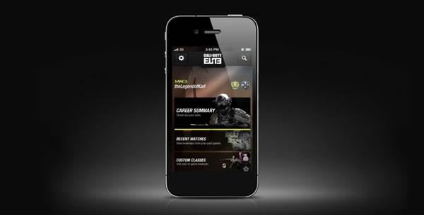 「Call of Duty Elite」のAndroid版アプリがリリース!