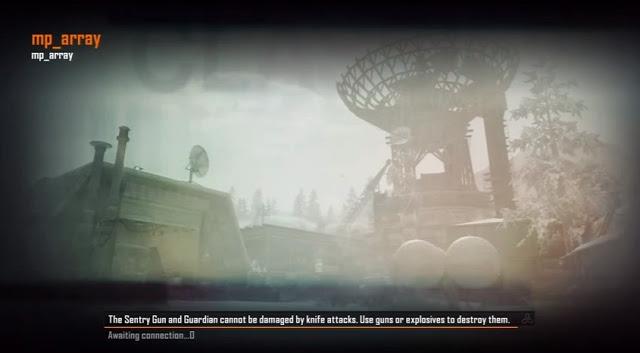 """[BO2] 『Black Ops 2』に『Black Ops 1』のマップ""""Array""""登場か"""