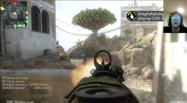 [BO2] Black Ops 2:「K9部隊やスウォームって簡単に出せるんだな」と勘違いしそうな動画