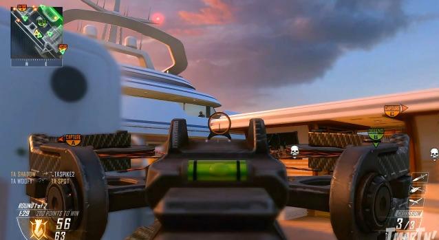 [BO2] 『Black Ops 2』一気に全弾発射するクロスボウアタッチメント「トリプルボルト」動画!