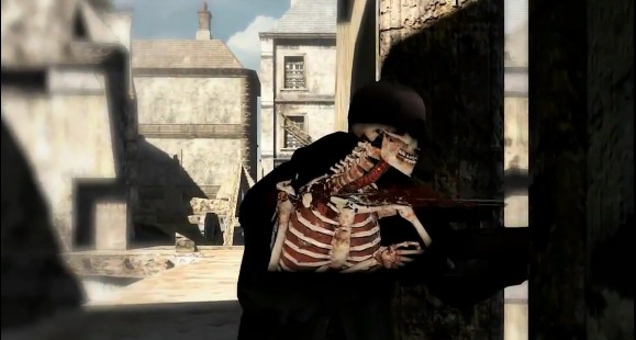 [BO2] 『Call of Duty:Black Ops 2』の新武器に、壁を貫通するチャージ式のX線スナイパーライフル(透視可能?)が登場