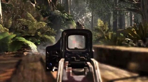 『Call of Duty:Ghosts』はリーンやヘッドスライディング可能!ダイナミックマップやキャラカスタマイズの搭載も判明