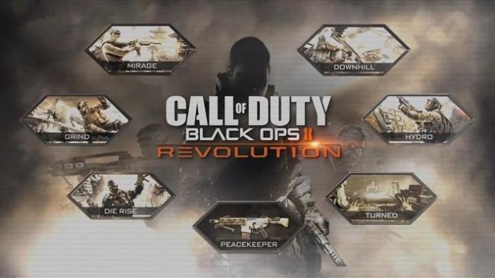 "CoD:BO2:第1弾DLC""Revolution""、5/24より無料試用可能に"