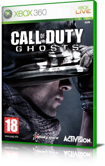 CoD:Ghosts-Xbox 360
