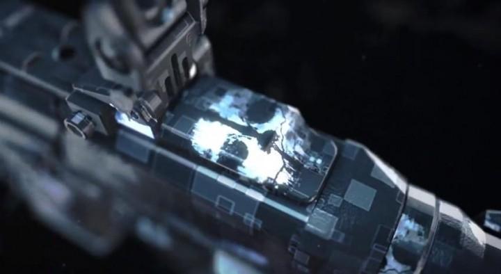 CoD:BO2:かっこいい…新武器迷彩「ゴースト」のムービーとスクリーンショット