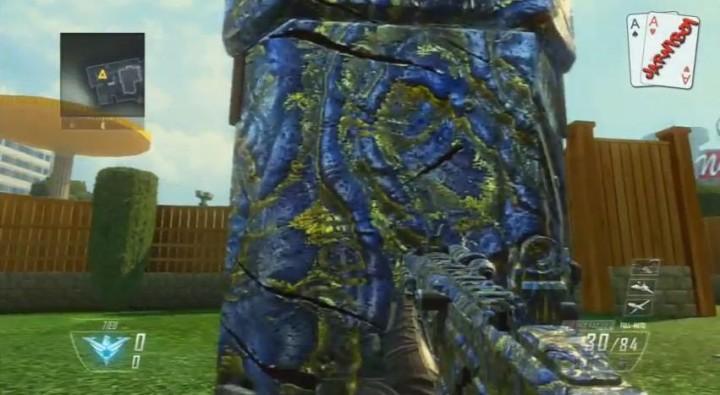 CoD:BO2:6種の隠し迷彩リーク動画。ブルータイガー、ゾンビPAP、ミステリーなど