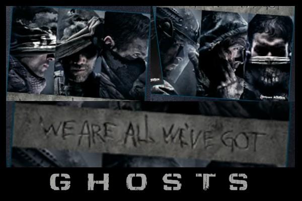 "CoD:G:""Ghosts""は6人の兵士からなる「ゴースト部隊」?"