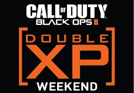 Call of Duty:Black Ops 2 DOUBLE XP