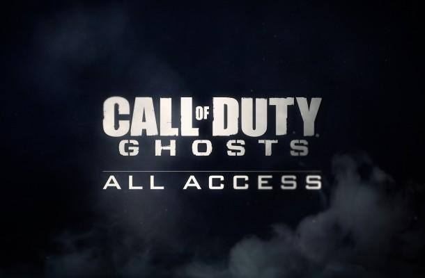 CoD:Ghosts:6/10にプレイ動画公開!