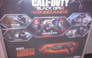 """CoD:BO2:第3弾DLC""""VENGEANCE""""がリーク!4MAP+ゾンビ+ボーナス銃"""