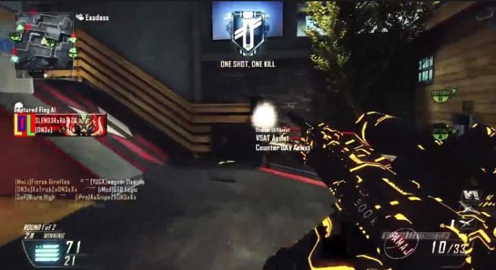 CoD:BO2:絶対に敵に回したくない、FaZeの新迷彩でニュークリアキラー達成動画