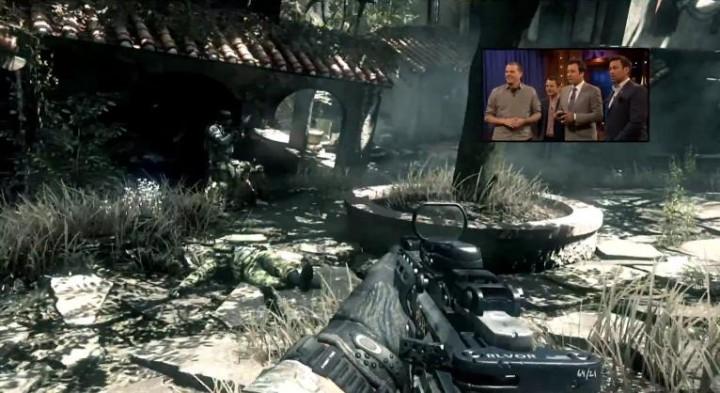 CoD:ゴースト:楽しそうにプレイするキャンペーン動画が公開、新たなスナイパーライフルが?!