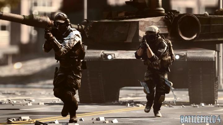 次世代機版『BATTLEFIELD 4』は遂に真の『Battlefield(戦場)』へ。64人対戦/60fpsを実現した理由