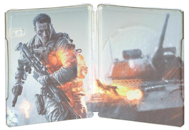PS3スチールブック OPEN