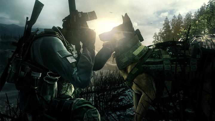 CoD:ゴースト:軍用犬「ライリー」の命運はまだ決まっていない。生存か、悲劇の死か?