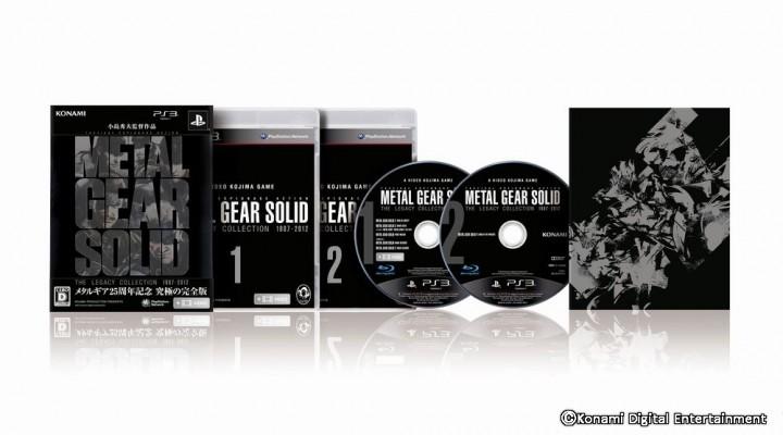 『メタルギア』全8作と映像2作を収録した「MGS: THE LEGACY COLLECTION」が本日発売