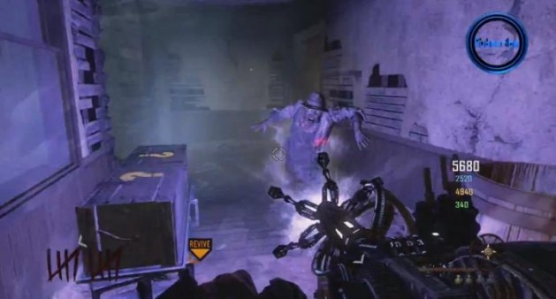 "CoD:BO2:新ゾンビモード""BURIED""10分強のゲームプレイ動画!"