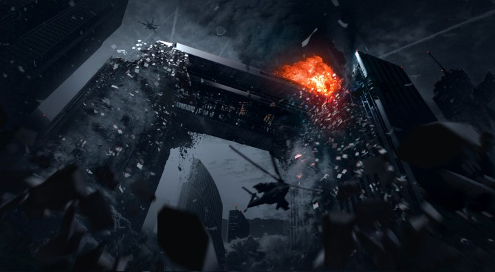 """CoD: ゴースト:特典マップ""""Free Fall""""、PlayStationのシーズンパスで入手可能に"""