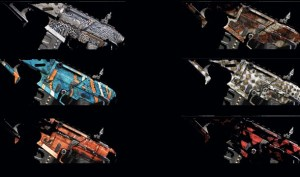 CoD:BO2:新迷彩6種配信開始、トレイラーも公開!