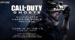 Call of Duty Ghosts - Global Multiplayer Reveal