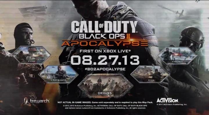 "CoD:BO2:DLC""Apocalypse"" 、新トレイラー公開"