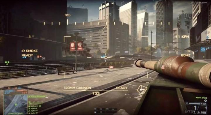 BATTLEFIELD 4:銃、ヘリ、戦車、ボート、すべてが確認できる40分のMP動画!