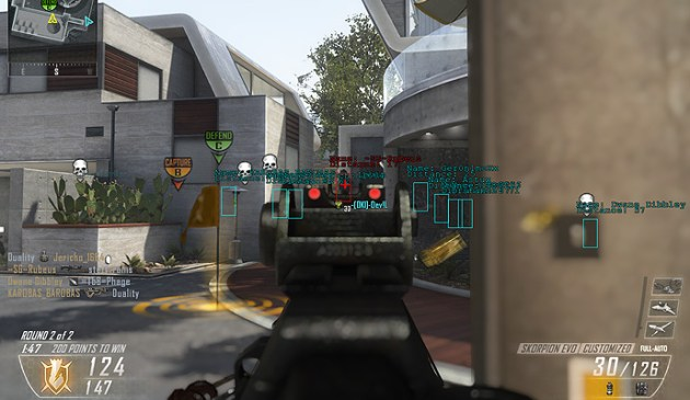 Download Black Ops 2 Aimbot + Wallhack for PC xBox 360 PlayStation 3