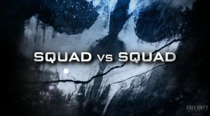 CoD:ゴースト:第3のモード、「スクワッド」の詳細とプレイ動画