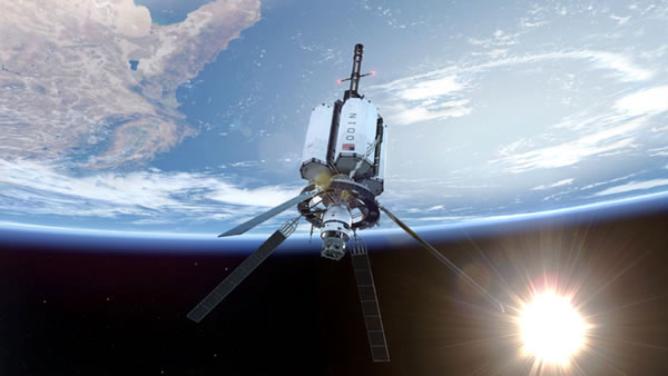 COD-G宇宙飛行士