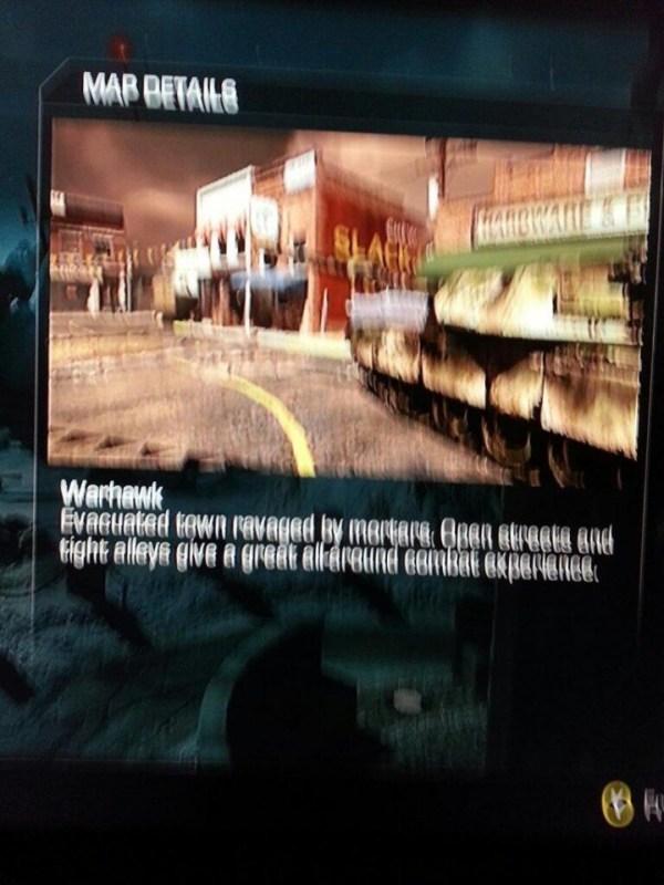 cod-ゴースト-Warhawkマルチプレイヤーマップ