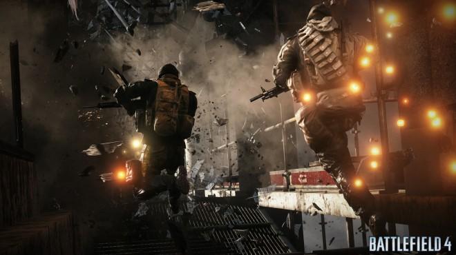 『BATTLEFIELD 4』のTVCM、「Only in Battlefield 4」が 公開