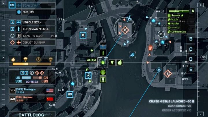 """BATTLEFIELD 4:""""コマンダーモード""""の詳細仕様発表、これだけで別ゲームとして楽しめそう"""
