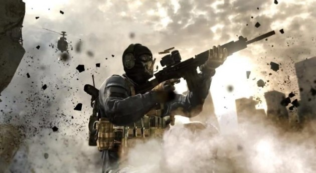 Call of Duty Ghosts - Ghosts Playable Character2