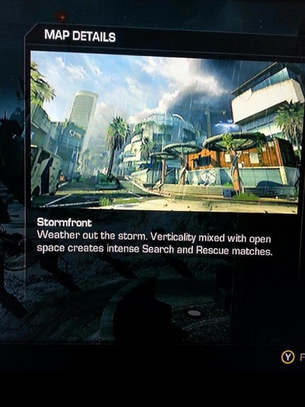 cod-ゴースト-Stormfrontマルチプレイヤーマップ
