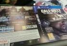 PlayStation 4版『Call of Duty: Ghosts』のケースがリーク、PSvita互換や必要HDD容量が判明
