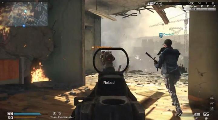 CoD: ゴースト:敵や味方に偽装する「なりすましチート」確認か