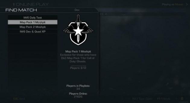 CoD: ゴースト:新DLCはマルチとExtinction?プレイリストとマップがリーク
