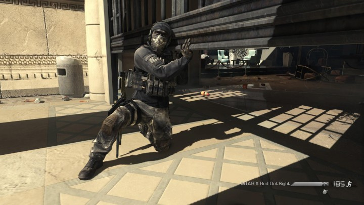 """PS4の""""共有機能""""で撮影された、PS4版『CoD: ゴースト』高解像度スクリーンショット(14枚)"""