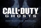PS4版『Call of Duty: Ghosts』のマニュアルが公開、タッチパッドの使い道が明らかに