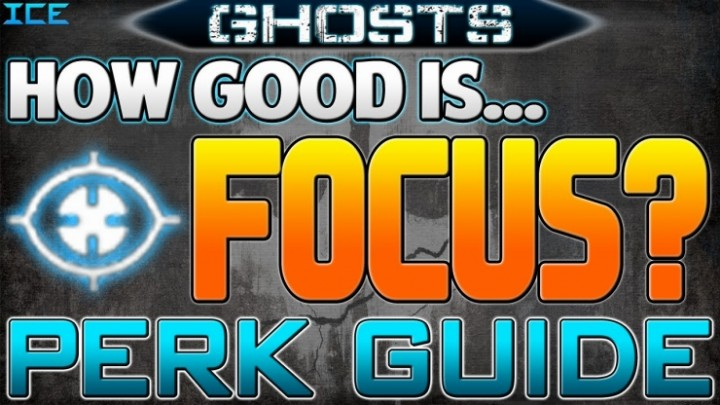 CoD: ゴースト:撃ち勝ちたければ「フォーカス」は必須!? 各種武器での検証動画