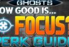 CoD ゴースト:撃ち勝ちたければ「フォーカス」は必至!? 各種武器での検証動画