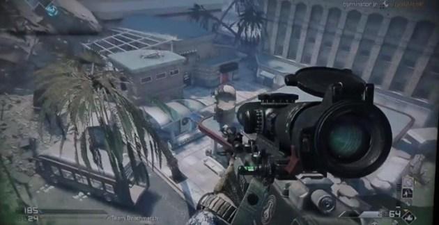 CoD Ghosts サポートストリーク08