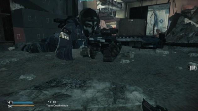 """CoD186322 ゴースト:PS4の""""シェア機能""""で撮影された高解像度スクリーンショット-001"""