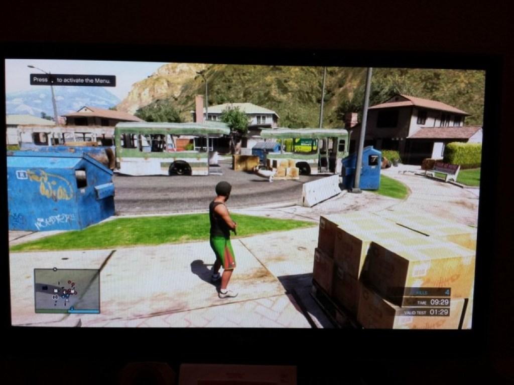 """『CoD: Black Ops 2』のマップ""""Nuketown""""をGTAオンラインで"""